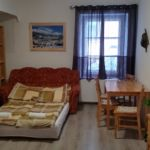 Upstairs 2-Room Apartment for 4 Persons