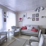 Apartament familial(a) cu bucatarie proprie cu 2 camere pentru 4 pers.