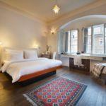 Deluxe szoba kétszemélyes ággyal