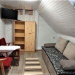 Tetőtéri légkondicionált háromágyas szoba