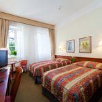 Apartmá s ložnicí a obývacím koutem