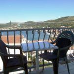 Panorámás tengerre néző 5 fős apartman 2 hálótérrel