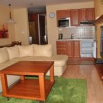 1-Room Family Balcony Apartment for 4 Persons