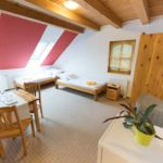 Fürdőszobás Classic háromágyas szoba