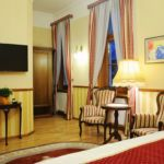 Deluxe King franciaágyas szoba