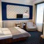Pokój 4-osobowy Lux Przyjazny podróżom rodzinnym