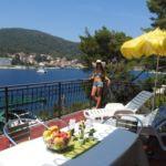 Apartament 6-osobowy Economy z widokiem na morze (możliwa dostawka)