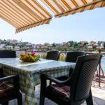 Panorámás tengerre néző 7 fős apartman 3 hálótérrel