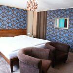 Romantikus szoba kétszemélyes ággyal