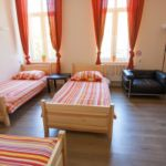 Triple Room with LCD/Plasma TV and Shared Bathroom (extra bed available)