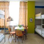 Pokój 10-osobowy na piętrze Standard (możliwa dostawka)