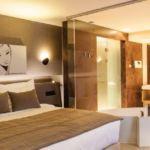 Deluxe franciaágyas szoba (pótágyazható)