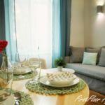 Apartament 6-osobowy Superior z antresolą z 2 pomieszczeniami sypialnianymi