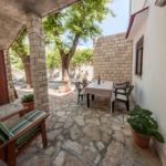 Romantik 1-Zimmer-Apartment für 2 Personen mit Terasse (Zusatzbett möglich)