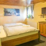 Comfort szoba kétszemélyes ággyal, 1 hálószobával