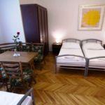 Basic apartman, 2 hálószobával, konyha