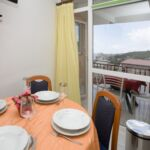 Erkélyes légkondicionált 5 fős apartman 2 hálótérrel