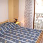 Economy 2-Zimmer-Apartment für 3 Personen mit Klimaanlage