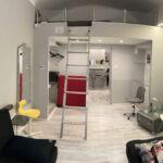 Apartament 5-osobowy na parterze Art z 1 pomieszczeniem sypialnianym