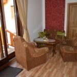 Apartament 5-osobowy Exclusive z tarasem z 2 pomieszczeniami sypialnianymi