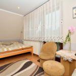 Apartament 4-osobowy Family z widokiem na las z 2 pomieszczeniami sypialnianymi