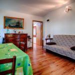 Apartman s klimatizací pro 3 os. s 1 ložnicí s výhledem na moře A-2450-a