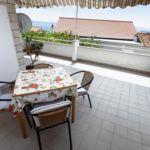 1-Zimmer-Apartment für 4 Personen mit Klimaanlage und Aussicht auf das Meer A-2714-a