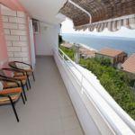 2-Zimmer-Apartment für 5 Personen mit Klimaanlage und Aussicht auf das Meer A-2714-c