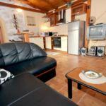 Apartament 2-osobowy z klimatyzacją z widokiem na morze z 1 pomieszczeniem sypialnianym A-8930-a