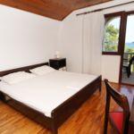 Apartman s klimatizací pro 3 os. s 1 ložnicí s výhledem na moře A-9236-c