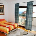 Apartament cu aer conditionat cu vedere spre mare cu 1 camera pentru 5 pers. A-12687-a