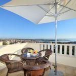 1-Zimmer-Apartment für 4 Personen mit Klimaanlage und Aussicht auf das Meer A-14274-b