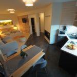 Rezydencja pokój 3-osobowy Deluxe z widokiem na ogród z 2 pomieszczeniami sypialnianymi