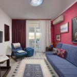 Légkondicionált teraszos 6 fős apartman 2 hálótérrel A-14391-c