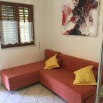 Apartman s klimatizací pro 3 os. s 1 ložnicí s výhledem na moře A-14406-b