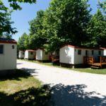 Földszintes teraszos 2 fős bungalow
