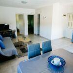 Apartament 4-osobowy na piętrze z widokiem na morze z 2 pomieszczeniami sypialnianymi (możliwa dostawka)