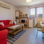 Légkondicionált Családi 5 fős apartman 2 hálótérrel (pótágyazható)