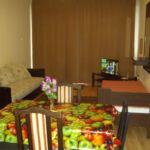 Földszintes teraszos 4 fős apartman 2 hálótérrel (pótágyazható)