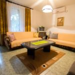 Apartament familial(a) cu aer conditionat cu 2 camere pentru 4 pers.