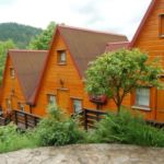 Domek drewniany 6-osobowy