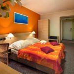 Standard szoba kétszemélyes vagy két külön ággyal