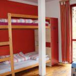 Wspólny pokój wieloosobowy standardowy, wiele sypialni, widok na ogród, na parterze