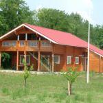 Teljes ház 19 fős faház