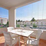Apartman s klimatizací s balkónem pro 3 os. s 1 ložnicí
