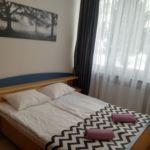 Emeleti Studio négyágyas szoba (pótágyazható)