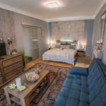 Komfort Apartman pro 4 os. s 1 ložnicí v přízemí
