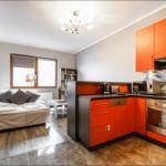 Apartament 4-osobowy z telewizorem LCD/plazmą z aneksem kuchennym