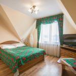 Apartament 6-osobowy Family ze wspólnym aneksem kuchennym z 3 pomieszczeniami sypialnianymi