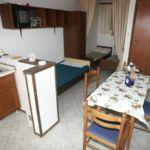 Légkondicionált teraszos 4 fős apartman 1 hálótérrel AS-291-a
